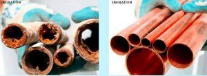 Aquasana-Clogged-Pipe-Simulation