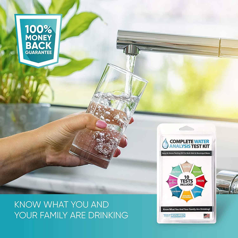 9 Best Home Water Test Kit Review 2021 - HouseHoldMag