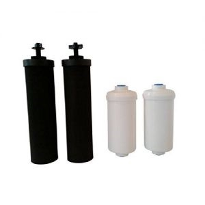 Black Berkey and Fluoride Filter