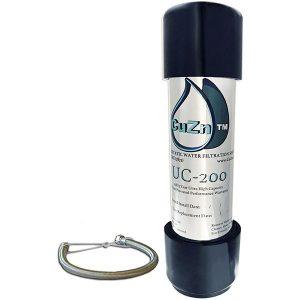 CuZn UC-200 Under Sink Water Filter
