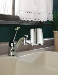 Culligan FM 24 in the faucet