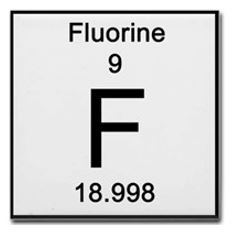 Fouride Periodic Table