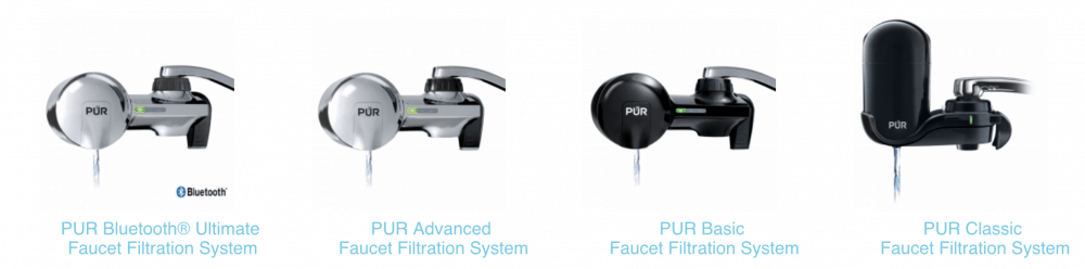 PUR Faucet Filter Type