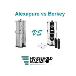 Alexapure vs Berkey