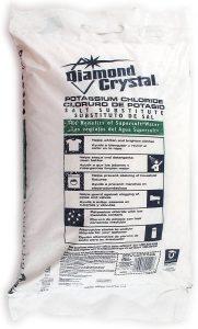Diamond Crystal Softener salt