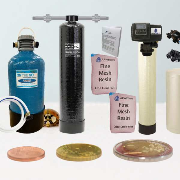 How To Properly Size Your Water Softener?