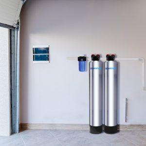 Filtersmart water softener installation