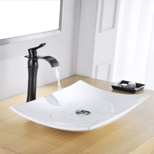 One of the best bathroom faucet in a bathroom sink